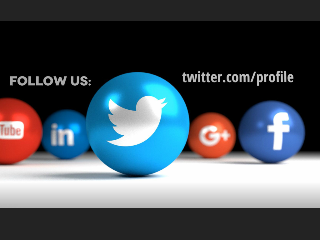 Social Icon Balls Twitter