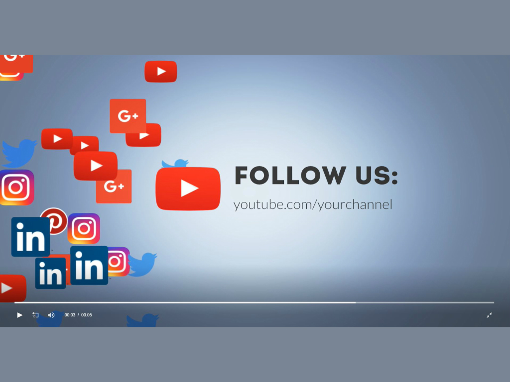 Social Floating Icon - Youtube