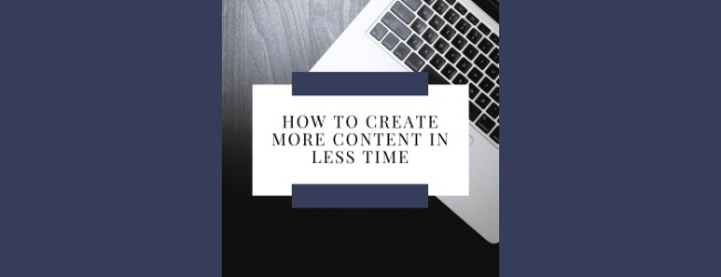 It's More Than A Blog Post