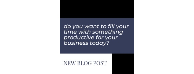 Three Things To Do For Your Business Today