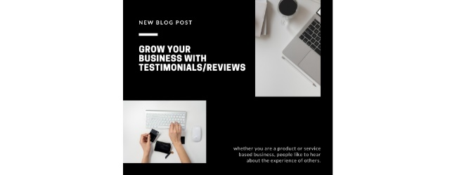 Grow Your Business With Reviews